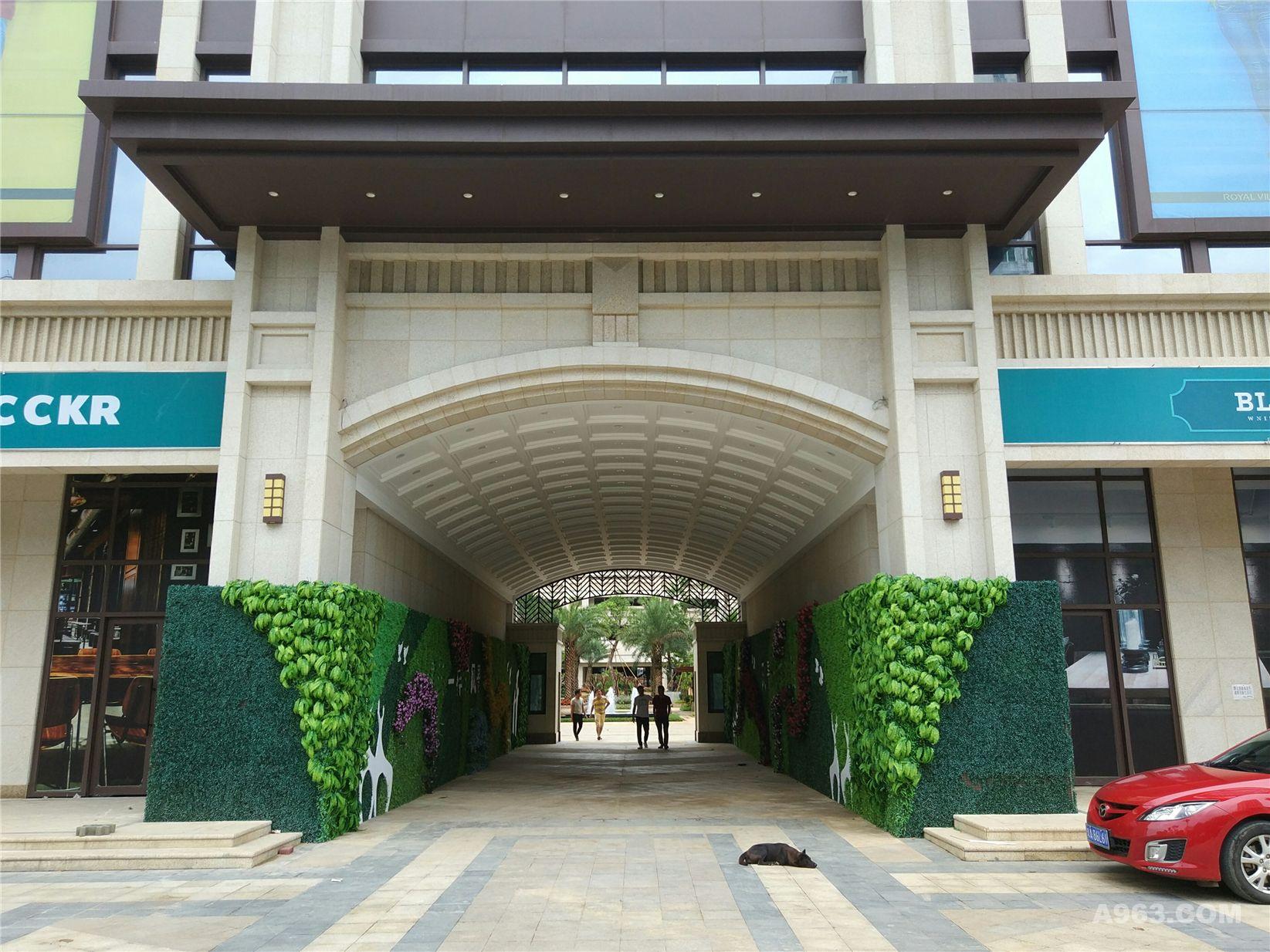 【科勒卫浴-艾特奖入围】长弘•御墅-上海颐景建筑设计有限公司海南分公司