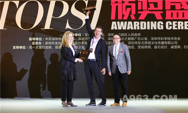 艾特奖携手普利兹克奖展开互动,让中国设计走向世界!