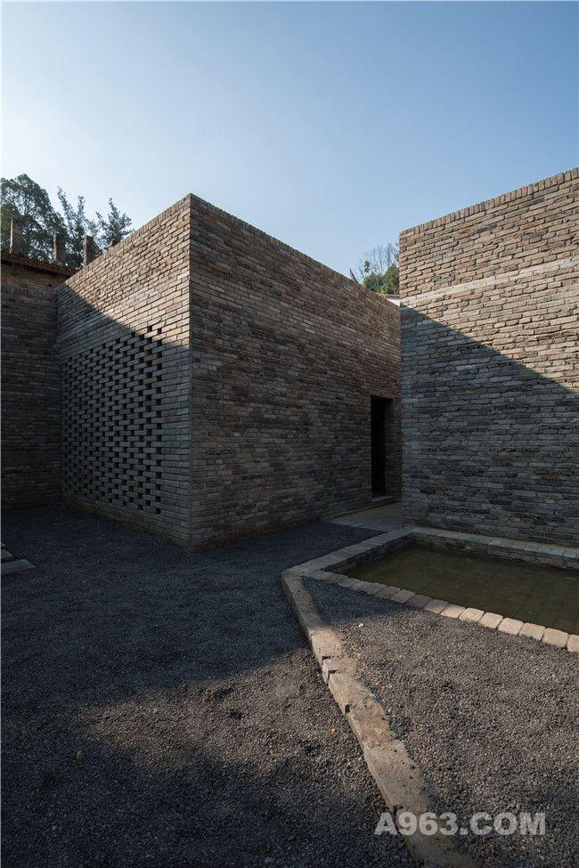 《秀山寺环境整治设计》