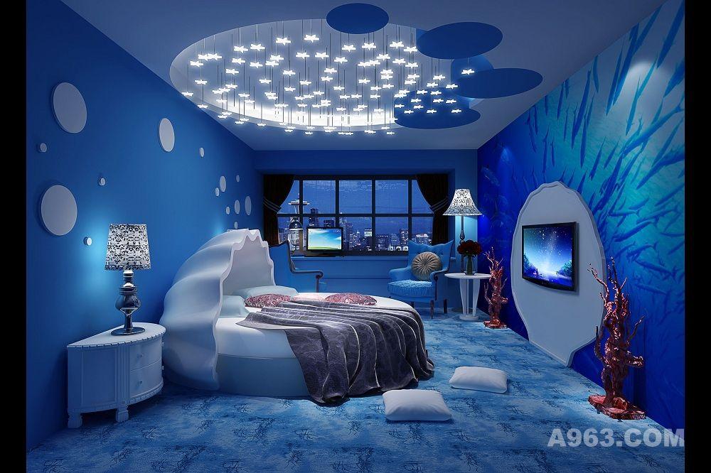 资阳酒店设计-水木源创-主题嫉妒爱设计如何设计