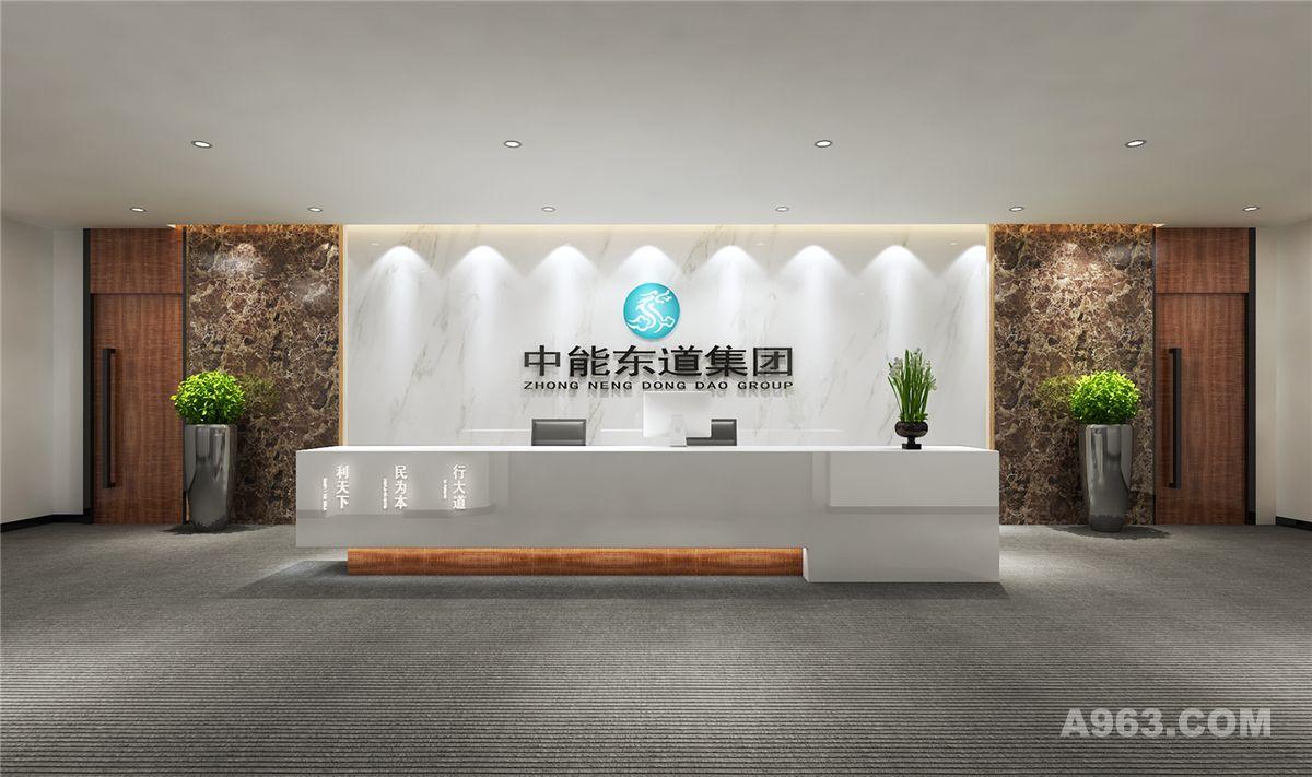 郑州展厅装修设计公司案例-绿驰汽车集团展厅装修设计方案