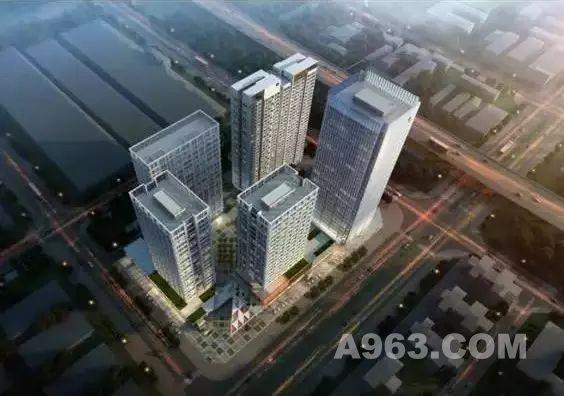 """深圳中粮创芯公园,是尖岗山片区内的中粮69区工业园城市更新项目。占地面积2.8万㎡,由《财富》500强企业中粮集团倾力打造,作为未来城市更新的""""双十""""项目发展之一,是创建现代化滨海城市的关键要素,推动着新安老城旧颜换新貌。"""