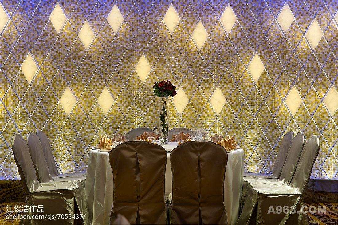 婚宴会馆.餐厅会所.发表会空间.大间设计.江俊浩