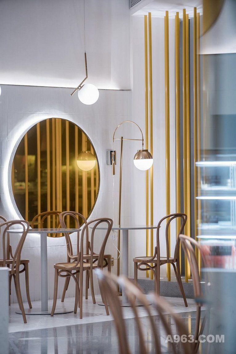 """""""光元素""""如何应用到咖啡厅设计中"""