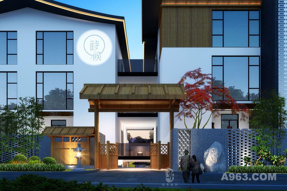 青海五星级酒店设计公司 大理时候客栈