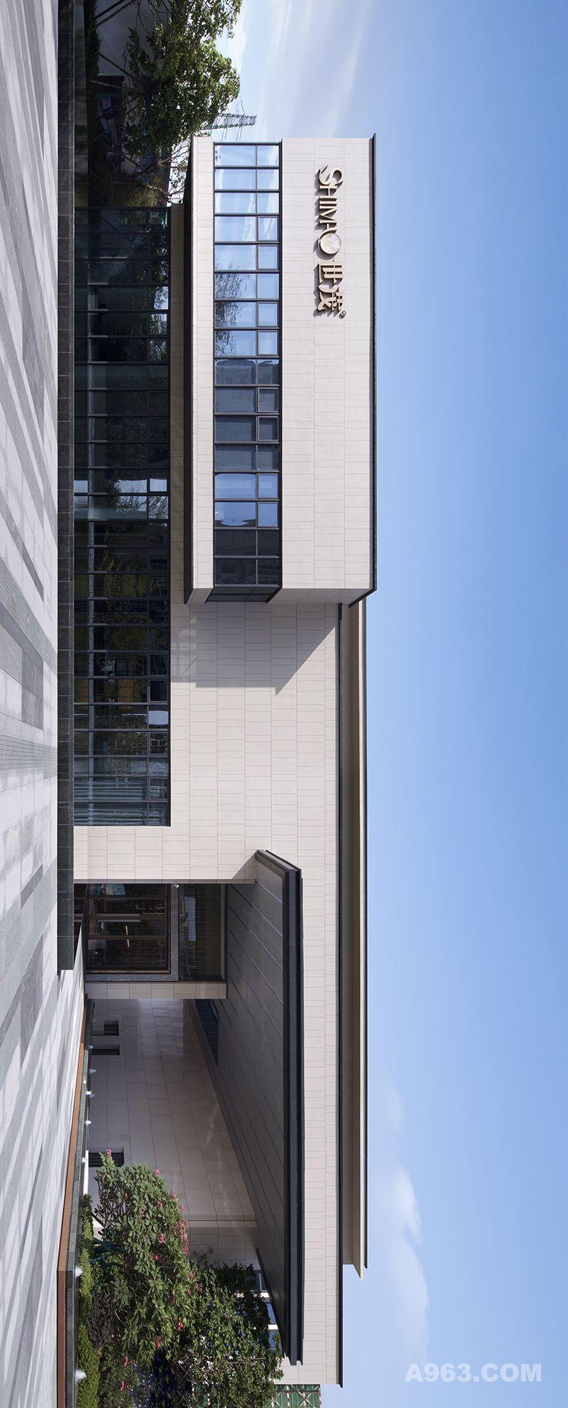 SHIMAO WANGYUE SALES CENTER | 建筑外观-日景