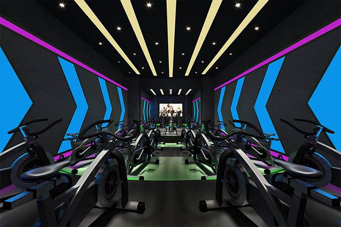 了解健身房装修设计注意事项,让运动成为一种习惯!