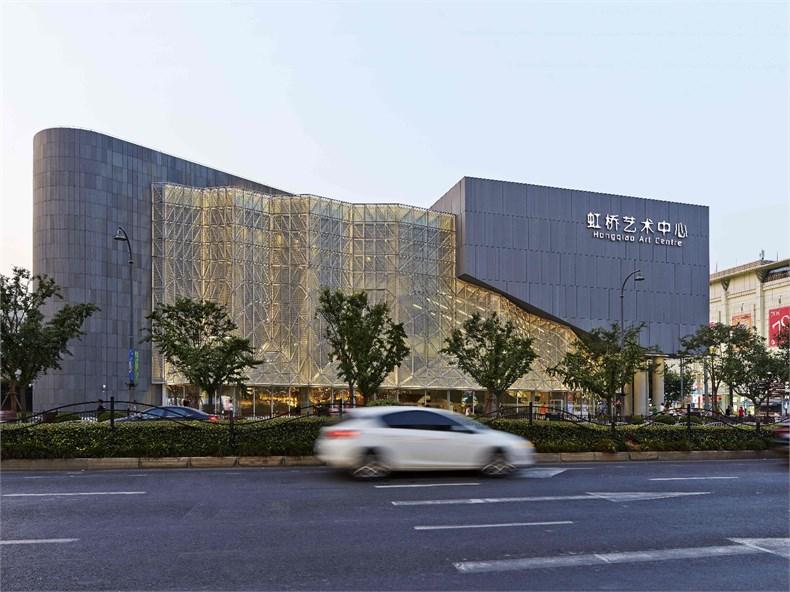 上海BAU建筑设计:上海虹桥艺术中心