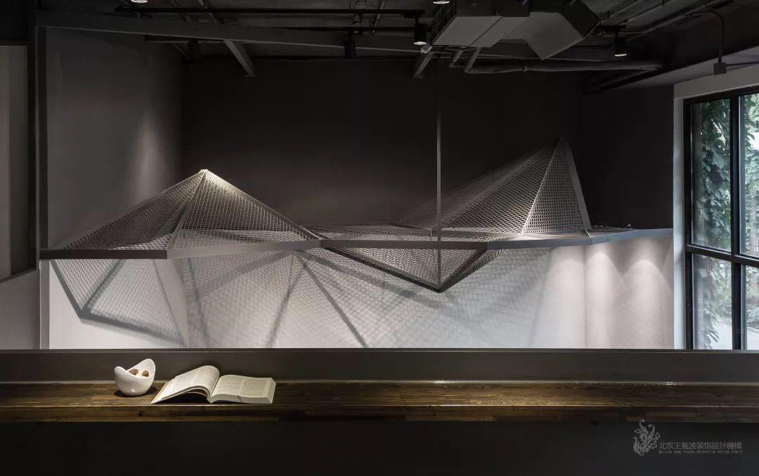 铜牛·优原创,办公空间设计