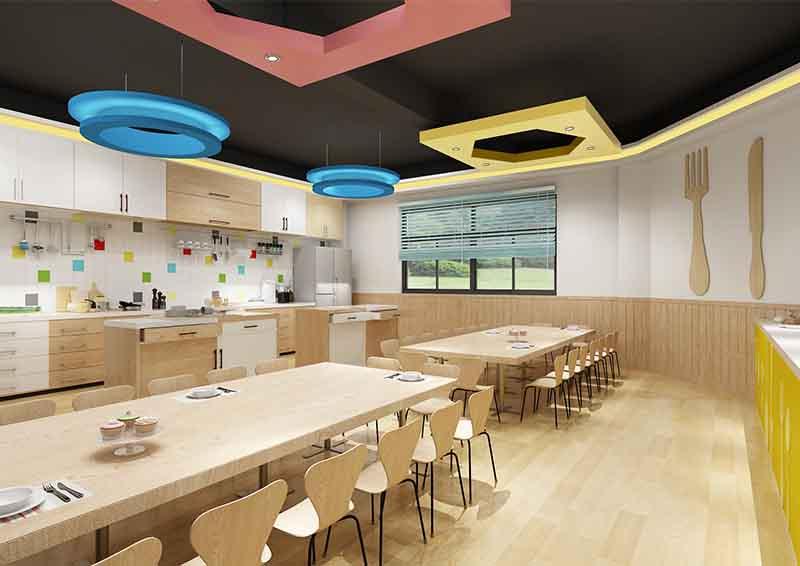 掌握幼儿园装修设计技巧,增强幼儿园对家长和孩子的吸引力!