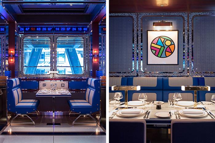 法式餐厅装修设计,营造优雅、浪漫的异国氛围!