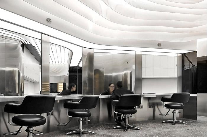 美发工作室怎么设计,有哪些装修注意事项?