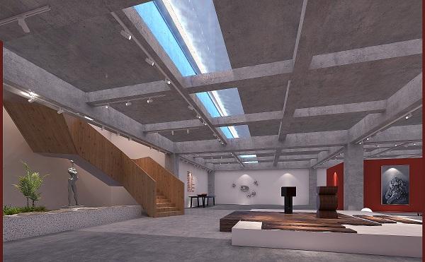 青岛艺术馆设计