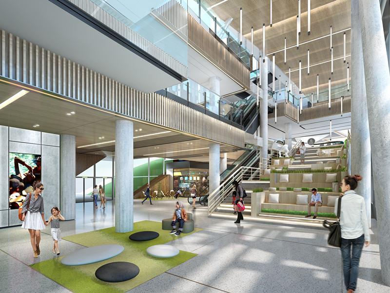 看JA如何打造深圳又一都市新生活中心——深圳侨城坊
