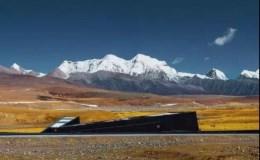 设计师在海拔4300米的高原造了一个行者天堂,能近距离拥抱唐古拉山