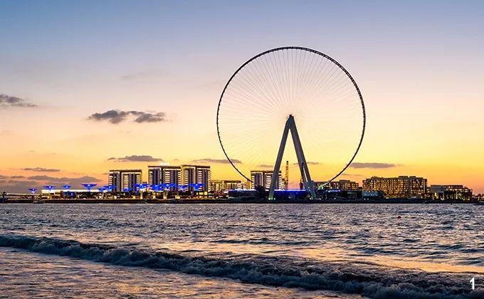 10 DESIGN丨迪拜Bluewaters 高端住宅