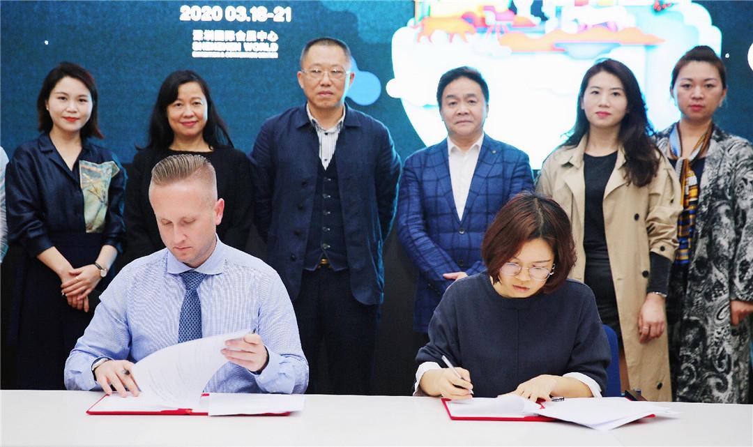 30城联动,彰显中国设计影响力  中国(深圳)国际室内设计文化节与深圳时尚家居设计周正式合作签约