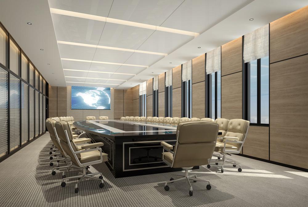 企业办公总部贵宾室设计静与动,刚与柔,从形态到气质的完美交融,才孕育出了那些似水般澄澈明净,如山那刚毅不屈的灵魂