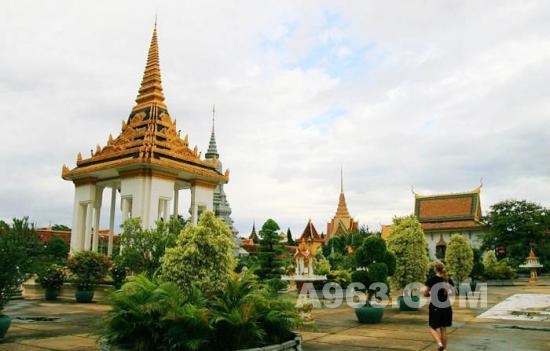 王宮/柬埔寨王宮建筑艺术欣赏(图八)