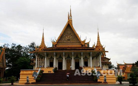 王宮/柬埔寨王宮建筑艺术欣赏(图十六)