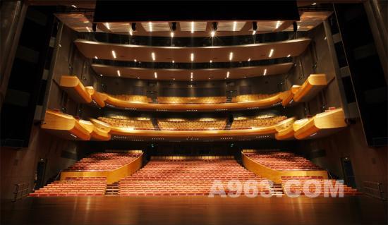 保利剧院(梁晖)-文教/a交通/交通类设计金奖_中家装设计设计感想图片