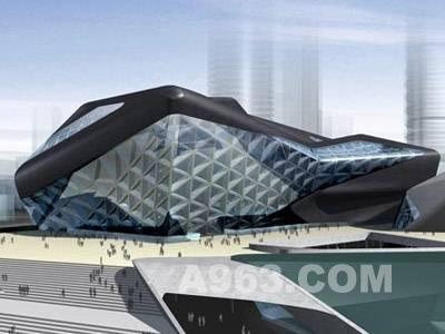 当代建筑奇迹故事:哈迪德与广州歌剧院 - 798DIY - 798 DIY 陶瓷家饰