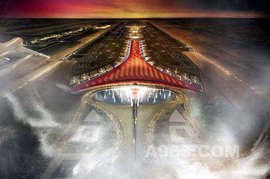 当代建筑奇迹故事:诺曼·福斯特与首都机场T3航站楼 - 798DIY - 798 DIY 陶瓷家饰