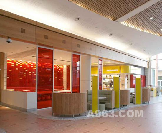 一个快餐店的新时代 麦当劳餐厅再设计图片