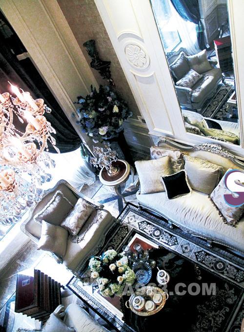 城南一号样板房——Idea-Tops艾特奖最佳陈设艺术设计提名奖作品欣赏