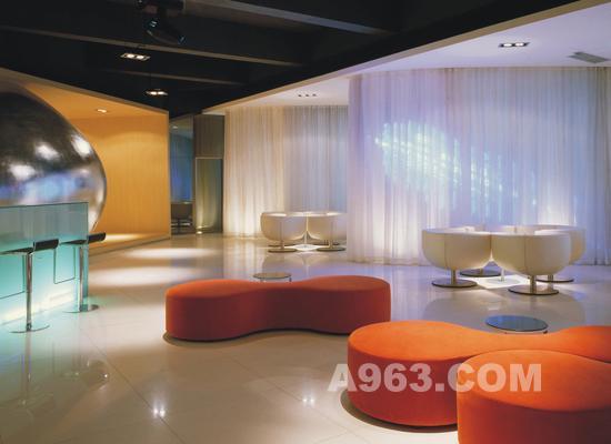 一方国际公寓酒店——Idea-Tops艾特奖最佳陈设艺术设计提名奖作品欣赏