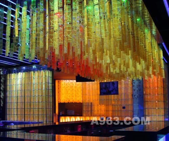 """广州""""尚柏会""""俱乐部——Idea-Tops艾特奖最佳娱乐空间设计提名奖作品欣赏"""