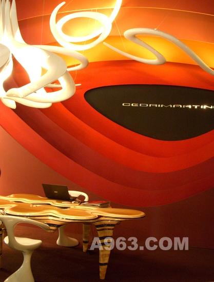 著名设计师殷艳明:米兰家具展从未令人失望