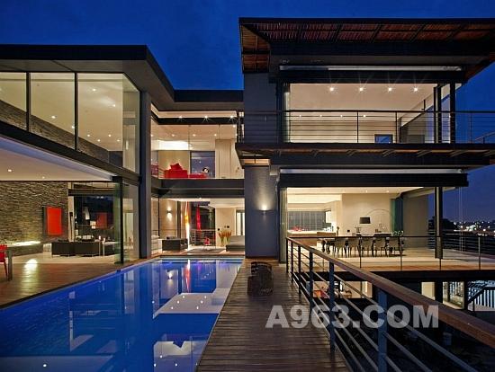 现代住宅翻新设计/ Nico van der Meulen建筑工作室
