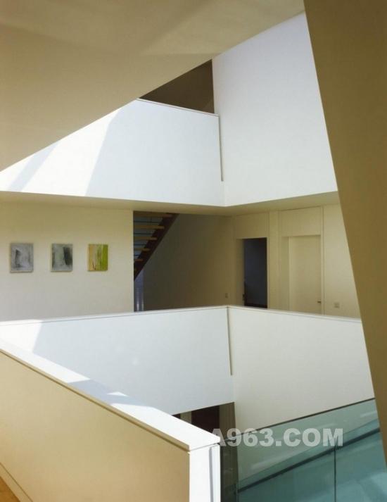 别墅设计:伦敦Sheldon大道别墅欣赏