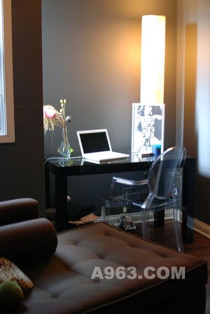 复古风家装芝加哥的暖色调_中华室内设计网_建筑设计教程视频陆志成图片