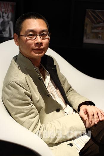 深圳朗联设计顾问有限公司设计总监秦岳明:自说自话