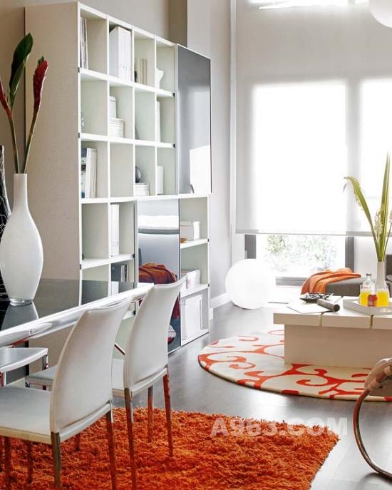 小户型LOFT公寓 色彩搭配温馨空间