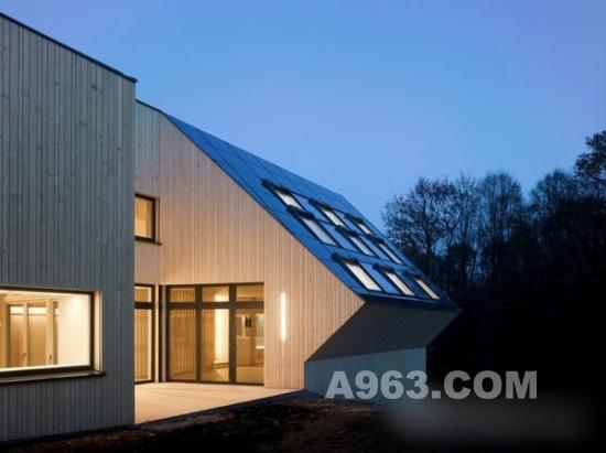 住宅设计欣赏:威卢克斯阳光住宅