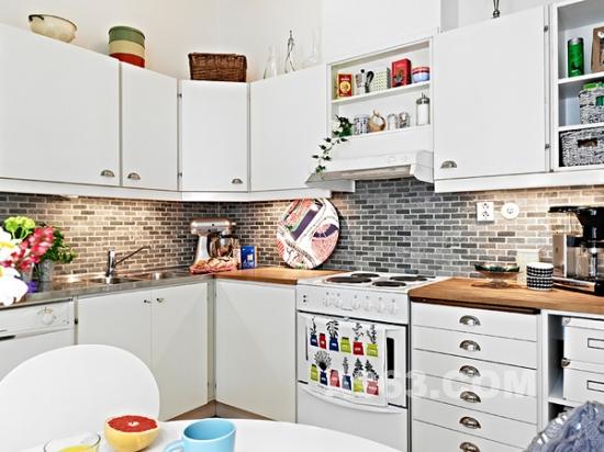 北欧50平米小型家居设计 130802963 新领域设计培训 阳洋