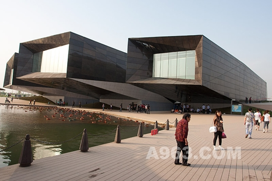 西安世界园艺博览会主体规划及主场馆