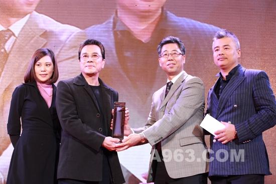 台湾设计师张清平获Idea-Tops艾特奖最佳商业空间设计奖