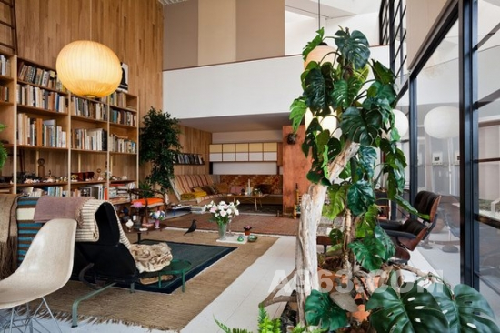 住宅设计欣赏 充满魔幻色彩的埃姆斯住宅
