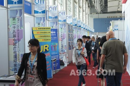 第29届中国广州环境家具博览(办公家具展)盛星迪国际图片