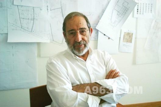 建筑师Alvaro Siza Vieira获威尼斯建筑双年展金狮奖