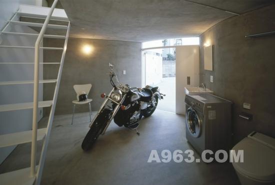 车评网 摩托车爱好者的梦想住宅