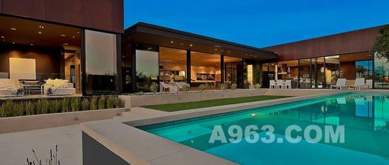 豪华别墅设计 尽享高贵生活