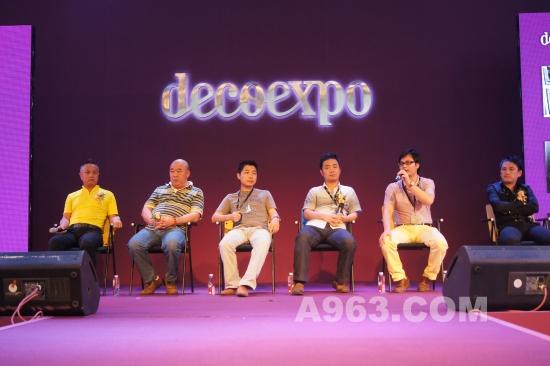 【实录】DECOEXPO2012论坛:陈设在空间设计中的作用