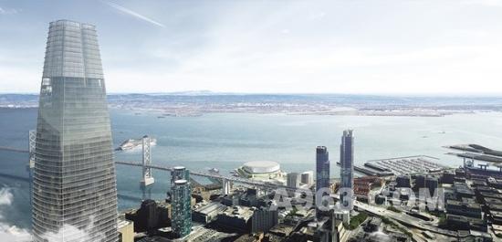 美国旧金山NBA 金州勇士 篮球运动中心设计