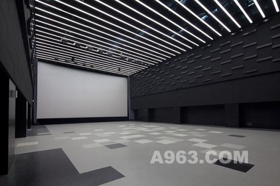 【工艺】上海组图博物馆设计赏析-设计前沿电影画图塑料与模具设计成型题图片