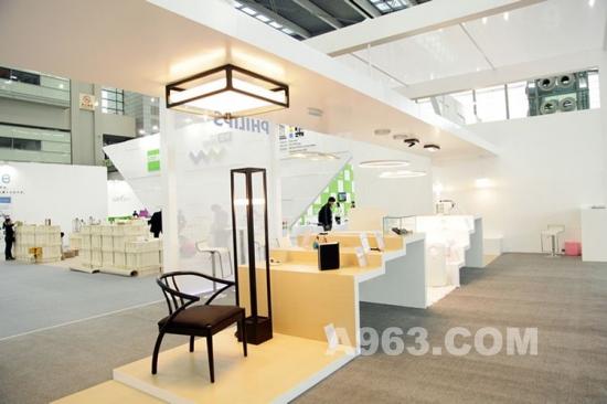 飞利浦携创新LED家居灯具亮相国际工业设计大展